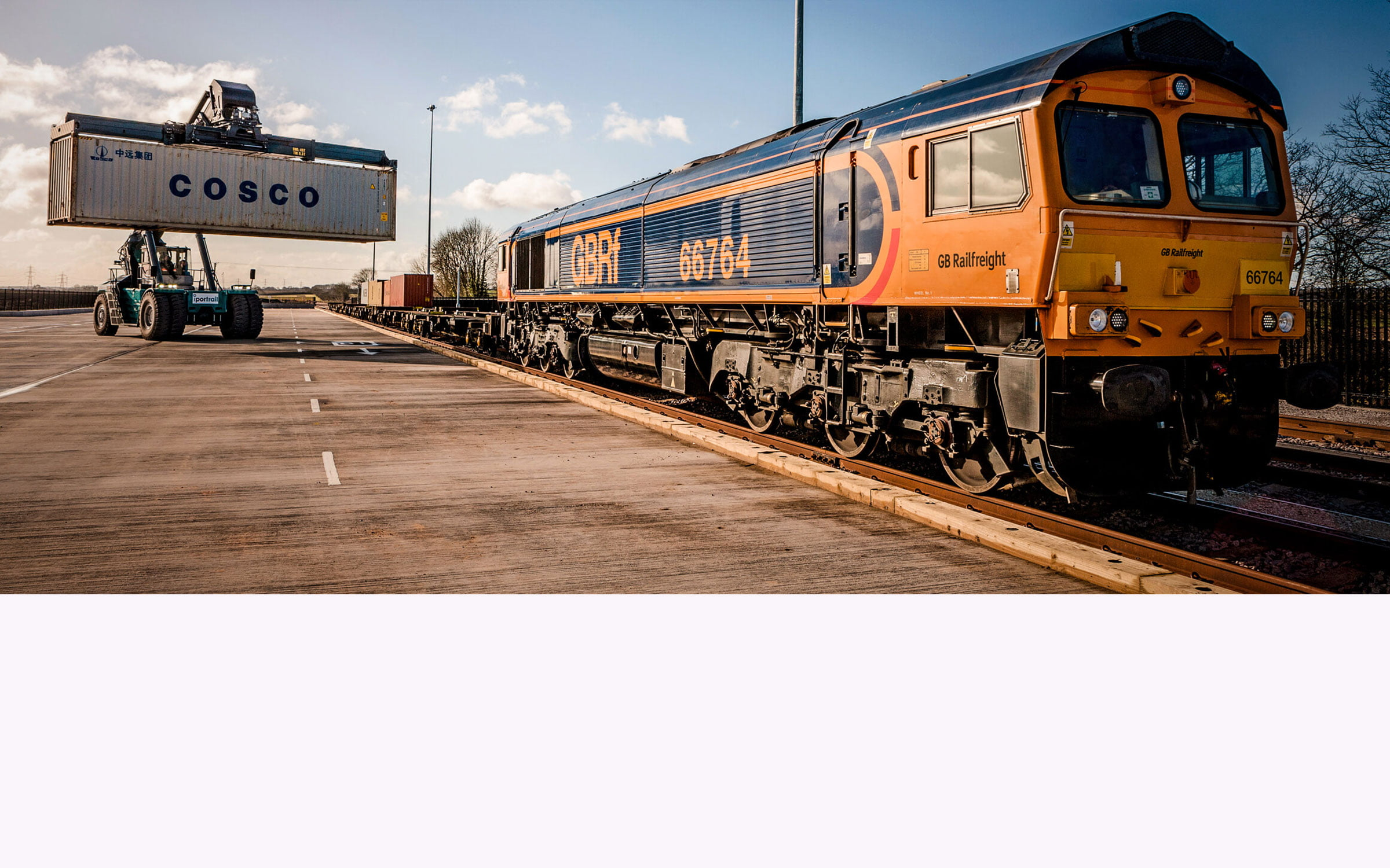 iPort Rail Doncaster - Open 24 Hours