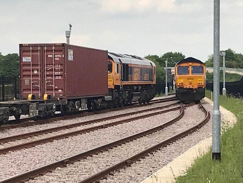 New rail service pic 1 iPort Rail