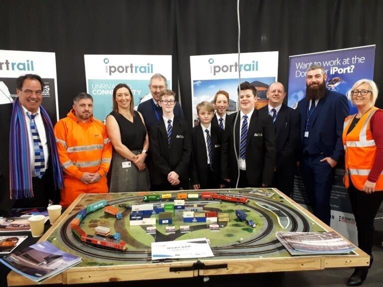 Careers iPort Rail