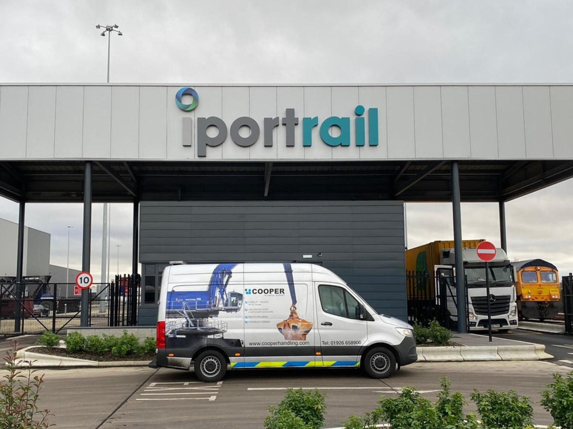 iport iPort Rail