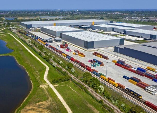 iPort Rail Terminal Doncaster, Market-leading customs facilities