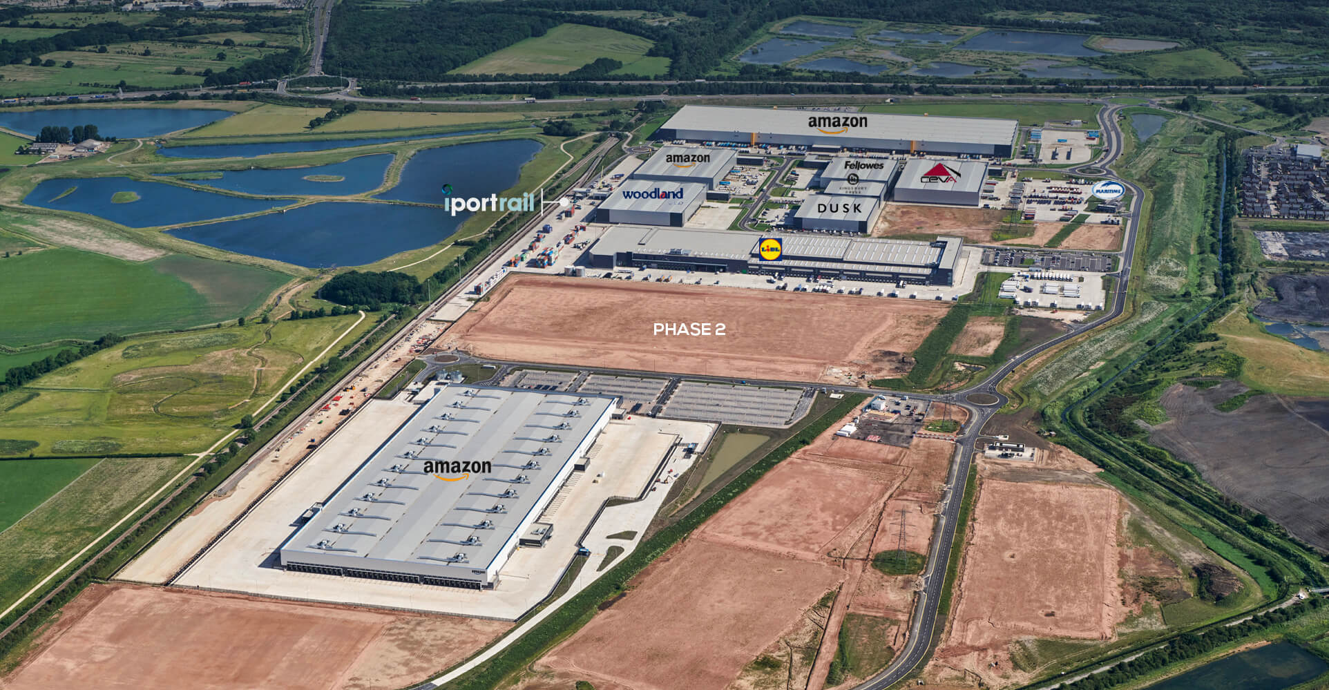 iPortrail Doncaster, Phase 2