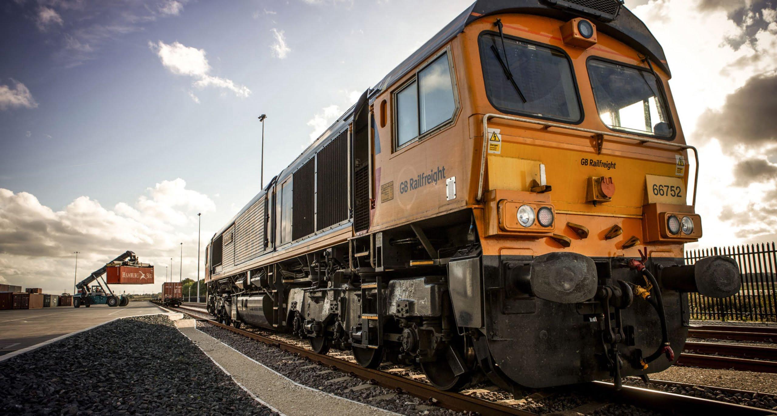 international rail freight services